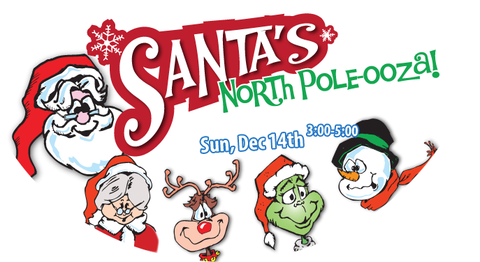 Santa's North Pole-ooza