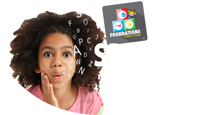 Foundations Pediatric Therapy - Speech Therapy