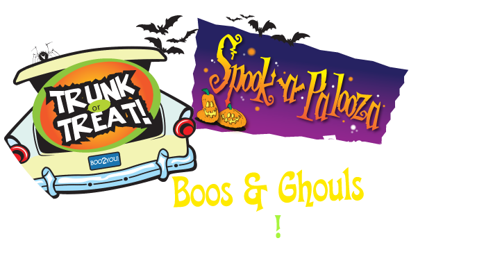 Spook-a-palooza and Trunk or Treat