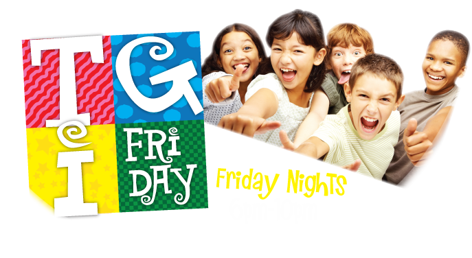 TGIF at Kids First Sports