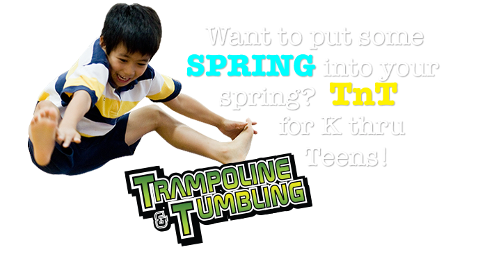 TnT - Trampoline and Tumbling