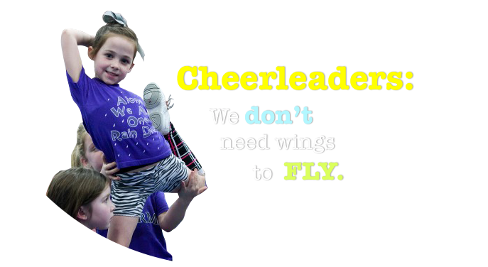 Cheer at Kids First Sports Center