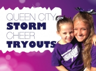 Emler News Thumbnail for STORM Cheer Tryouts