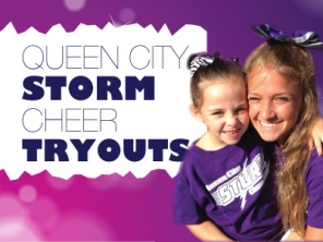 News Thumbnail for STORM Cheer Tryouts
