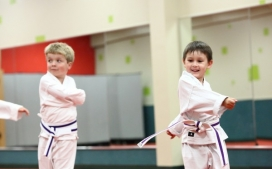 Nishime Family Karate Gallery