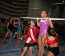 Girls Competitive Gymnastics Teams Gallery Image 1