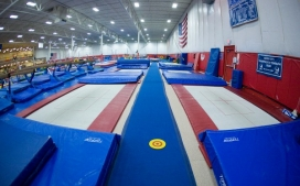 Trampoline & Tumbling Teams Gallery