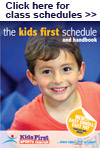 Kids First Sports Center Schedule of Classes