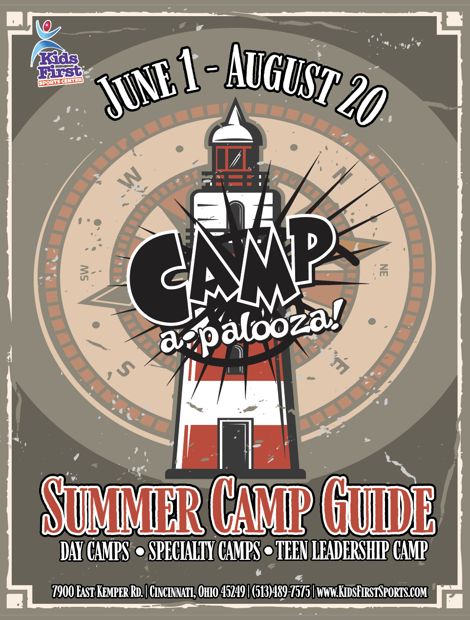 2020 Summer Camp Brochure