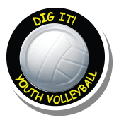 Dig It Youth Volleyball