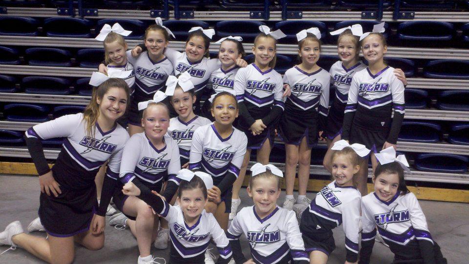 Queen City Storm Cheer Amp Dance Programs Kids First