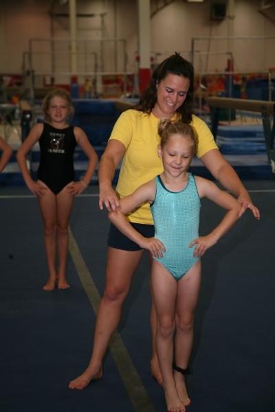 Girls Gymnastics Photo Gallery